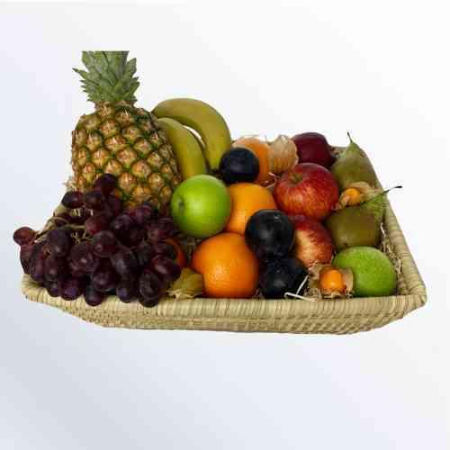 Fruchtiger Obstkorb